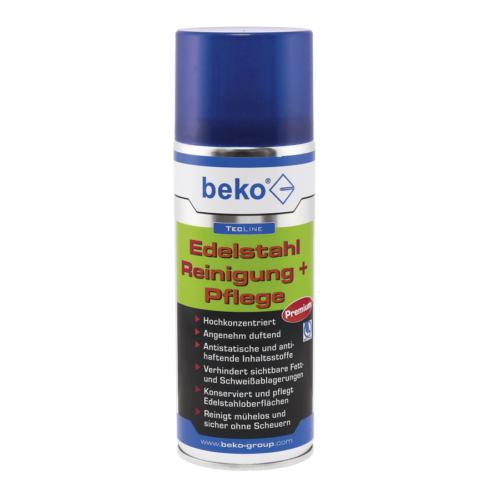 Środek do czyszczenia i konserwacji stali nierdzewnej TecLine BEKO