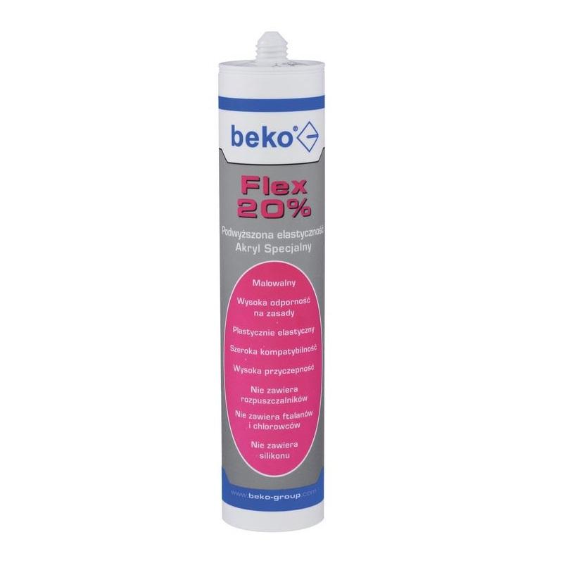 akryl beko flex elastyczny