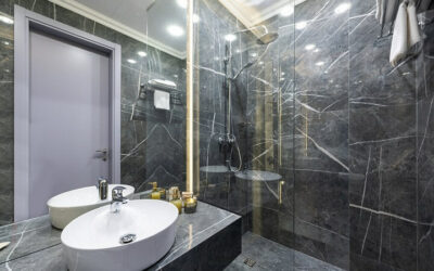 Jak wykafelkować małą łazienkę?